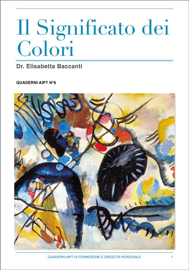 Quaderni AIPT n° 6 Il Significato dei Colori